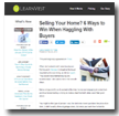 LearnVest: Selling Your Home? 6 Ways to Win When Haggline with Buyers