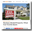 How Money Walks: Buying a Rental Property