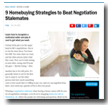 Money: 9 Homebuying Strategies to Beat Negotiation Stalemates
