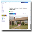 Yahoo News: For Sale By Owner: 8 Costly Mistakes Sellers Make